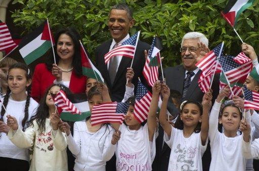 Palestinians Pessimistic on Peace After Obama Visit: Survey