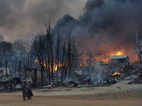 World View: Meiktila, Burma Violence has Echoes of Kristallnacht