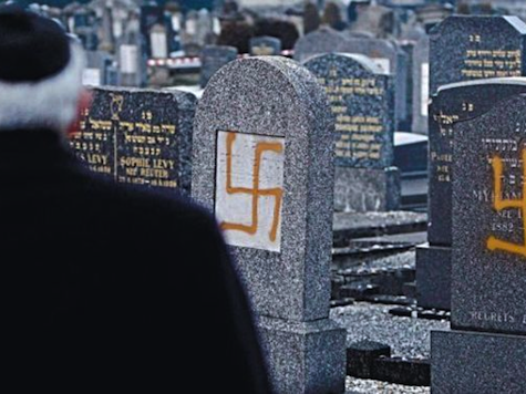 Report: Anti-Semitic Incidents Surged in 2012