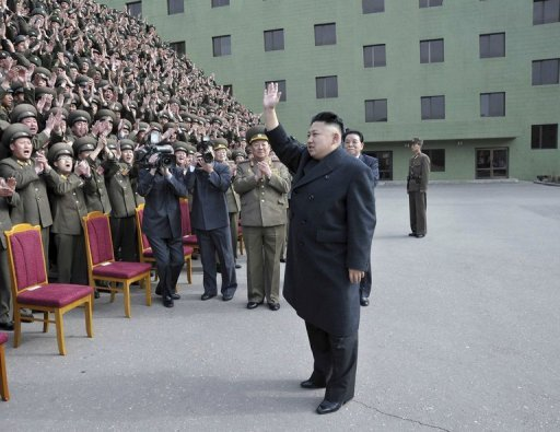 N. Korea Shows No Sign of Repositioning Forces: Britain