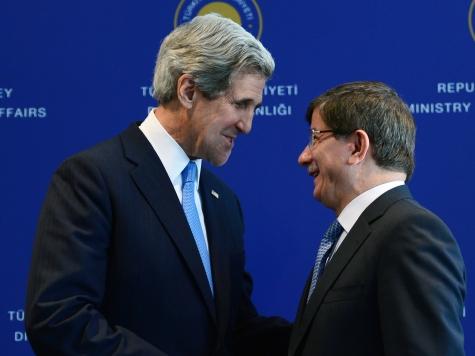 Sec. of State Kerry Begs Turkey to Restore Diplomatic Ties with Israel