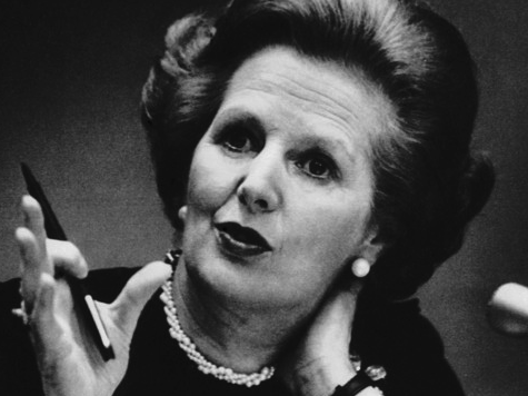 Thatcher Would Have Opposed Reckless Defection Says Right-Wing Group #CPC14
