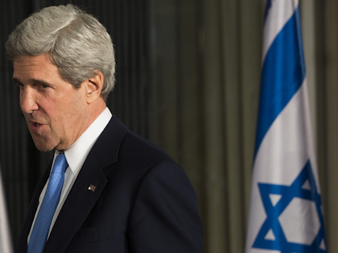 Kerry: Solving Israel-Arab Conflict Would Mitigate Terrorism