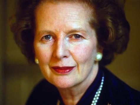 Madrid Names City Square after Margaret Thatcher