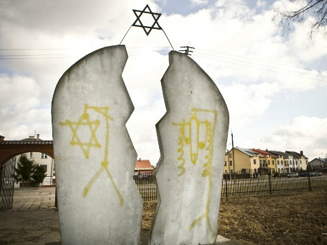 Report: Worldwide Anti-Semitism Spiked in 2012