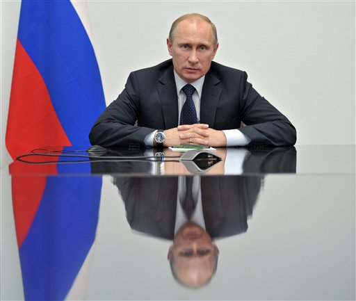 Russian NGOs Demand Explanation from Putin