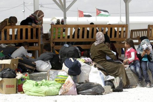 UN Concerned as More Syrians Return Home from Jordan