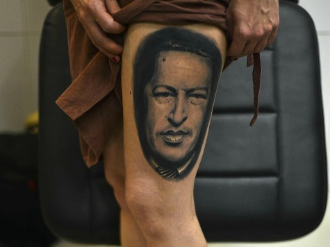 Chavez Lives On Through Tattoos
