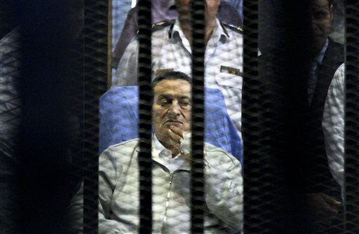 Egypt Court Sets May 11 for Mubarak Retrial