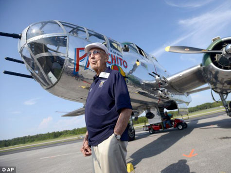 Participants in WWII Doolittle Bombing Raid Hold Last Reunion