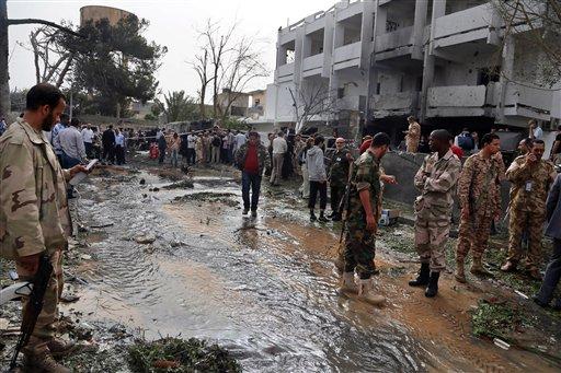 Car Bomb Targets French Embassy in Libya