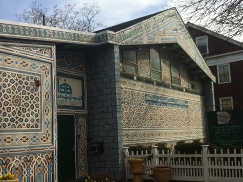 How Radical is the Cambridge Mosque?