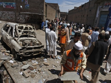 World View: Taliban Terror Campaign Seeks to Sabotage Pakistan Elections