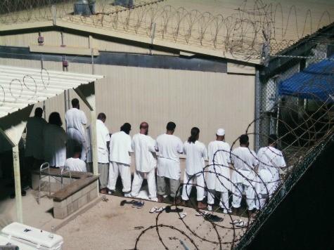 Medical Reinforcements Arrive at Guantanamo Bay