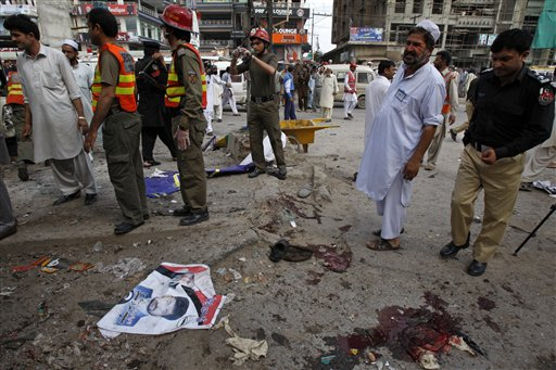 Deadly Blast in Pakistan May Have Targeted Judge in Afridi Case
