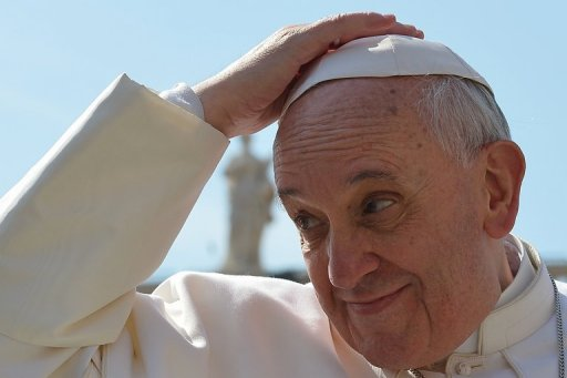 Pope Calls for 'Social Justice' Against Unemployment