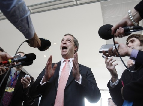 World View: Anti-EU UK Independence Party (UKIP) Surges in Local Elections