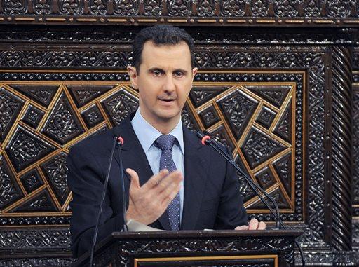 Syria: Israeli Strike a 'Declaration of War'