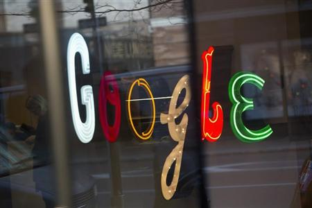 Israel Says Google's 'Palestine' Page Harms Peace Hopes