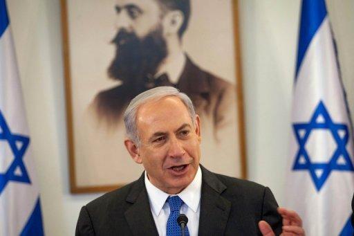China Criticises Syria Raid as Netanyahu, Abbas Visit