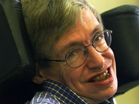 Stephen Hawking Rejects the Zionism of Einstein