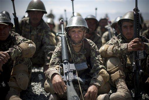 Top US, Afghan Diplomats Meet on Security Pact