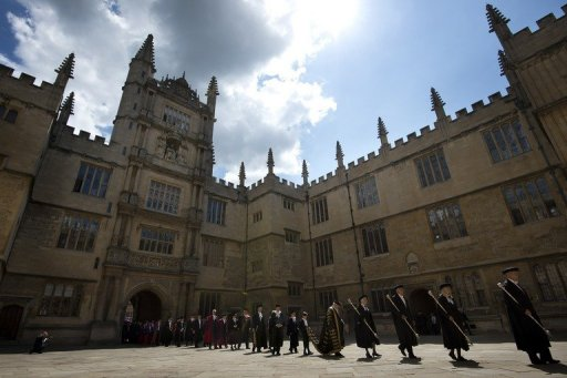 Oxford University Sets Up Thatcher Scholarship