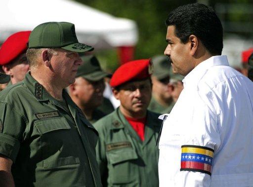 Troops Deployed to Subdue Venezuela Crime