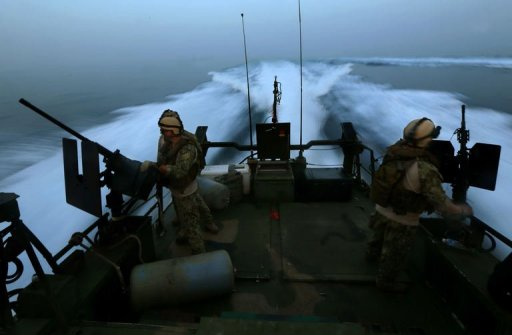 US Leads Joint Naval Maneuvres in Gulf Amid Iran Tensions