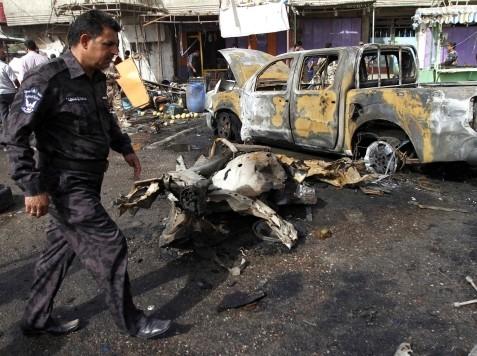 World View: Wave of Terrorist Violence in Iraq Kills Hundreds
