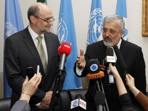 Diplomats: Iran Expands Nuclear Technology