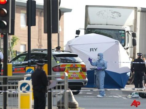 British Soldier Hacked to Death in Street in London Terrorist Attack