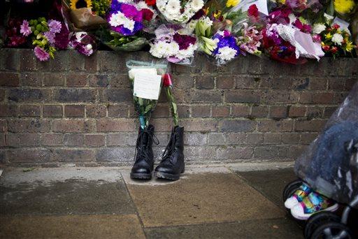 UK Police Arrest 3 More Men in Soldier's Slaying
