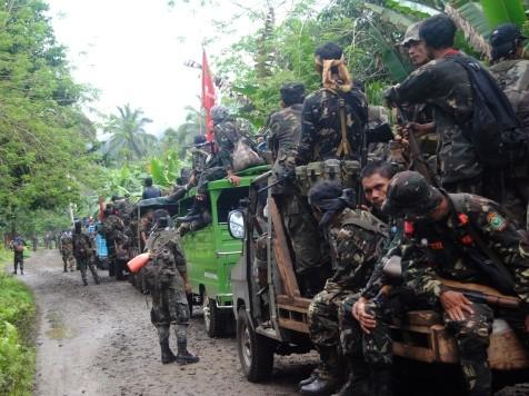 7 Filipino Marines, 4 Militants Killed in Clash