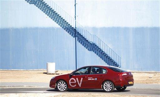 Israeli Electric Car Company to Close