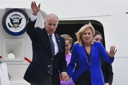 Biden Visits South America, Caribbean