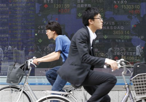 World markets mixed after Japan market dip