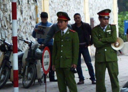 Vietnam Arrests Popular Blogger