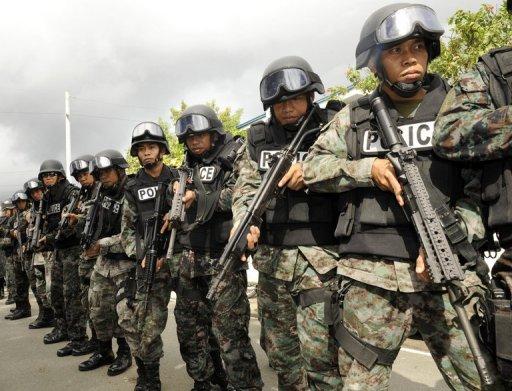 Communist Rebels Kill Seven Philippine Police