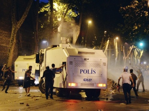 World View: Police Crackdown in Turkey Sparks Huge Anti-Government Rallies