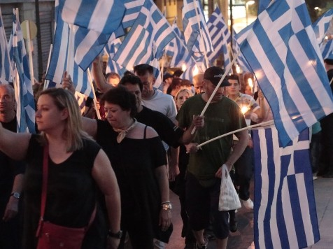 World View: Greece's Neo-Nazi Golden Dawn Party Popularity Grows