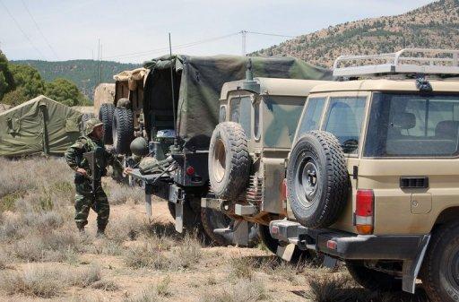 Tunisia Bomb Attack Kills Two Soldiers