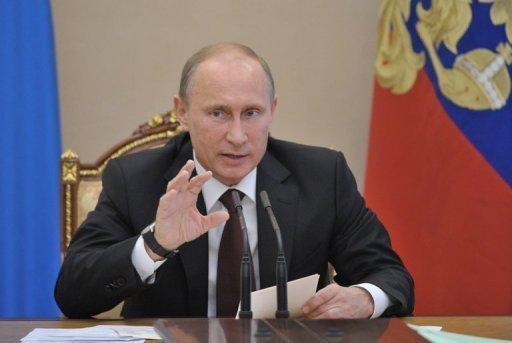 Russia TV 'Pulls Show' Over Putin Divorce Joke