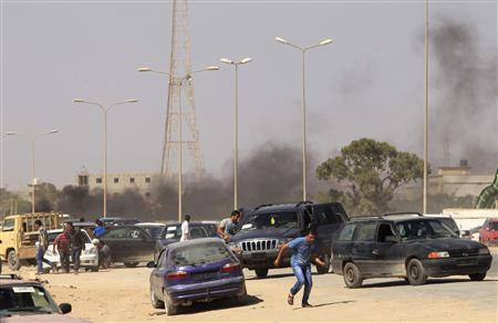Death Toll from Benghazi Clashes Rises to 31