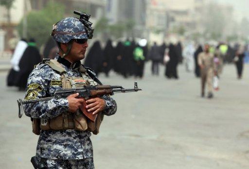 Baghdad Suicide Car Bomb Kills Six