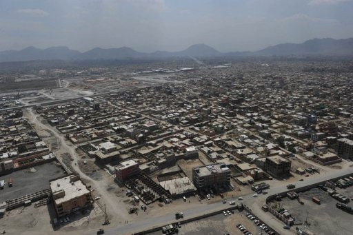 Afghanistan's Kabul Rocked by Militant Attack