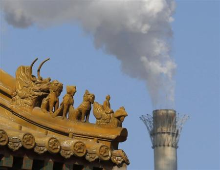 Global Carbon Emissions Hit Record High in 2012