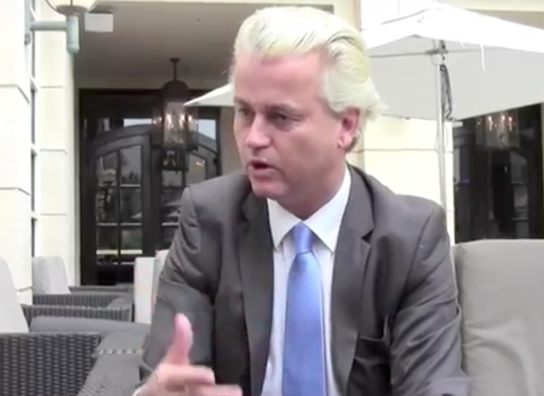 Interview: Geert Wilders and the 'Islamicization' of Europe