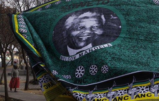 Mandela Still in Hospital in Serious Condition