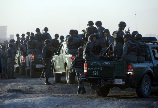 All 7 Militants Dead at End of Kabul Airport Attack